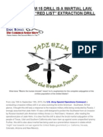 THE JADE HELM 15 DRILL IS A MARTIAL LAW, CIVIL WAR and 'RED LIST' EXTRACTION DRILL.pdf
