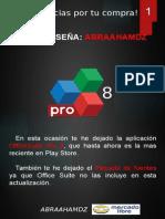 Como instalar Office Suite Pro 8 + Contraseña