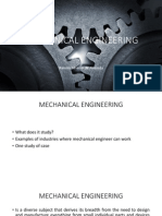 Mechanical Engineering - Ramon