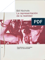 Bill Nichols La representacion de la realidad.pdf
