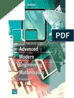 Advanced Morden Engineering Mathematics Solution Manual