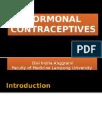 Copy of Hormonal Contraceptive