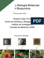 10 Genetica en Bioquimica DNA-I