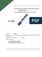 INSTRUMENTOS A LLEVAR POR SELECCIONADO  PARA TRABAJO DE ANALISIS DE AGUAS RESIDUALES.docx