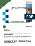 Standard Safety Presentation