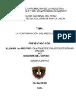 MONOGRAFÍA CONTAMINACIÓN TRABAJO POR IMPRIMIR Y PRESENTAR.doc