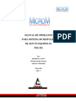 Manual de Operacion Bbu 3g