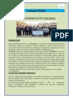 International Standard Icon(ISI NEPAL), Company Profile.
