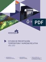 010_estudio de Precipitacion, Temperatura, Humedad