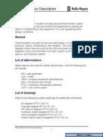 Instrumentation Description