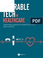 WearableTech in Healthcare eBook [x]Cube
