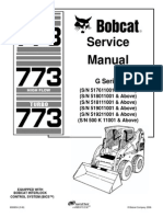 PDF Bobcat t190 Parts Manual Sn 527711001 and Above Sn