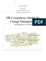 Change Management Competencies