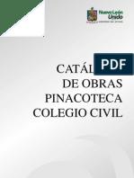 CatÁlogo de Obras Pinacoteca Colegio Civil