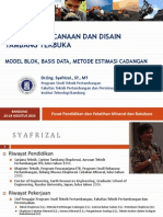 2013-08-20 Basis Data-Model Blok-Metoda Perhitungan Cadangan
