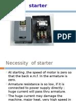 Motor Starter
