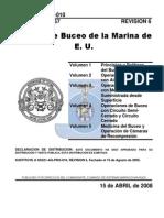 Manual de Buceo de La Marina de E.U. Rev.6