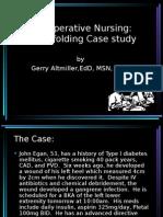 Nur307 Perioperative Unfolding Case