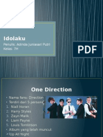 Biodata One Direction