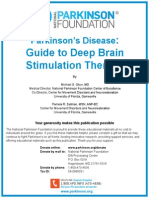 Guide to DBS Stimulation Therapy