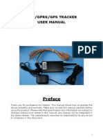 Tk168 USER Manual