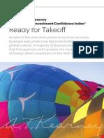 Ready for Takeoff - FDICI 2014