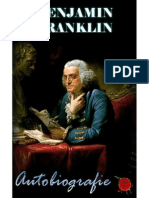 Benjamin Franklin - Autobiografie