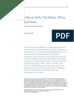 Rails White Paper