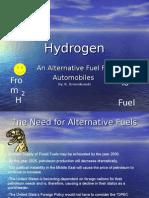 Dzwonk Hydrogen