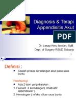 KULIAH DM Appendisitis - Copy