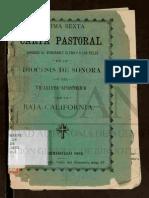 Vicar i a to Baja California 1892