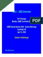ASME 46.1 2001