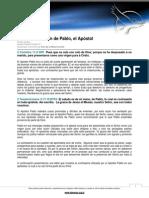 002 - La Extrana Mision de Pablo El Apostol