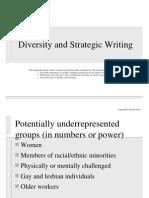 SW9 Diversity