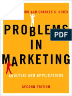 Problems in Marketing