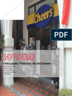 Shop Patronage
