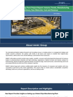 Potato Chips Manufacturing Plant Project Report