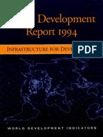World Development Report 1994 - English