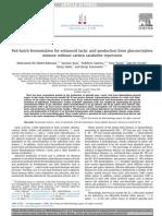 Obtinerea acidului lactic prin feed bach cu un amestec de glucoza xiloza.pdf