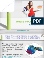 Image Processing training in chandigarh