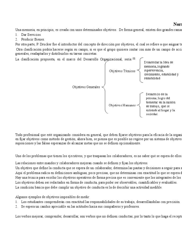 Dorable Ejemplos De Objetivos Para Profesores Festooning - Ejemplo ...