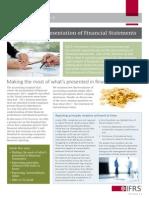 The Essentials—Presentation of Financial Statements