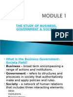 Study about BSG