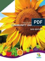 Community Gardens Booklet 2013