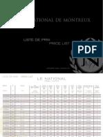 Le National de Montreux