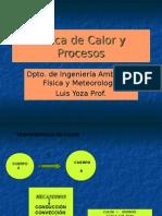 Fisica de Calor y Procesos 1