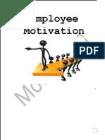 OB Employee Motivation