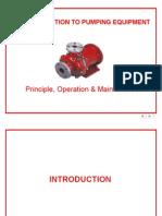 Pumps Introduction
