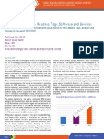Global RFID Market - Readers, Tags, Software and Services
