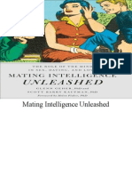 Mating Intelligence Unleashed_ - Geher, Glenn